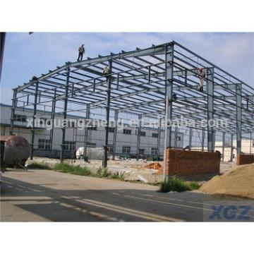 pre steel structure fabricated warehouse