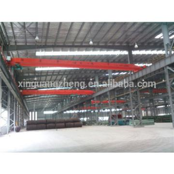 high quality design steel structure fabricated warehouse