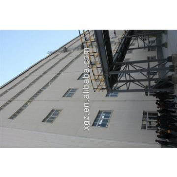 design prefabricated steel truss warehouse
