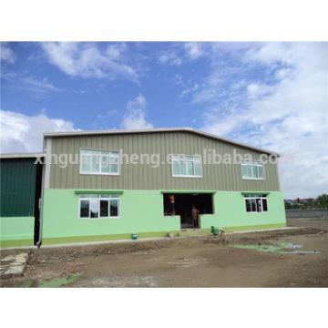 design prefab steel structure warehouse