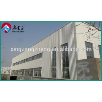 Prefabricated Steel Structure Workshop Warehouse Building Shed