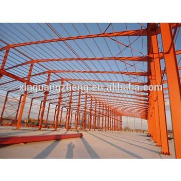 portable large span prefab house building steel frames workshop construction