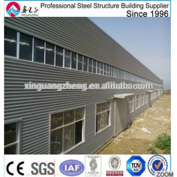 prefabricated high quality light steel structure workshop