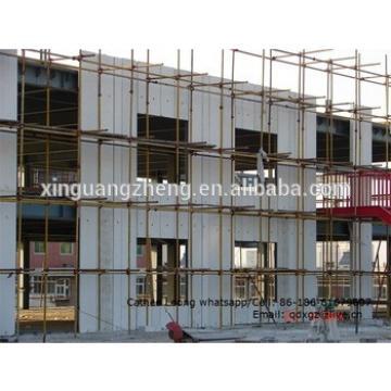 Light steel structure insulation,durable building/workshop/warehouse