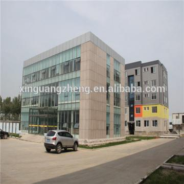 high rise turnkey construction design steel structure building