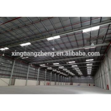 Brand new anti-earth quake portal frame steel structure building Price