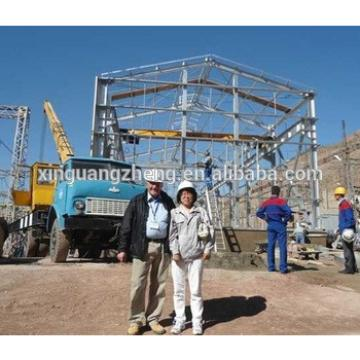 Industrial prefabricated light steel metal building/warehouse/workshop/factory/shed