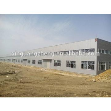 design prefab long life span warehouse