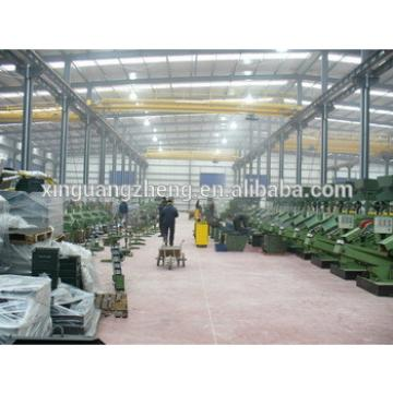 prefabricated small metal buildings industrial project