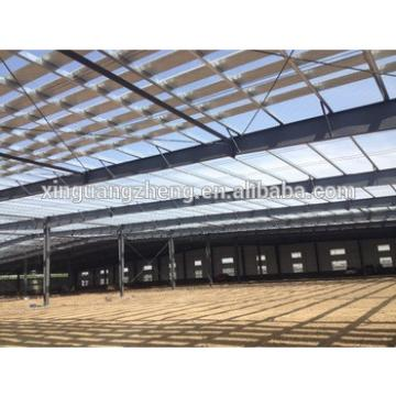 steel structure small metal projects made by warehouse roof structure