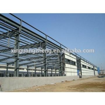 light steel structure building for warehouse/workshop/power plant shed