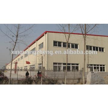 refined steel prefab insulation warehouse