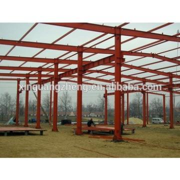 Aircraft Hangar Steel Building 14m x 10m x6m with folding Door