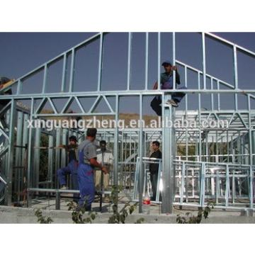 Low cost industrial shed designs light steel structure prefabricated hall