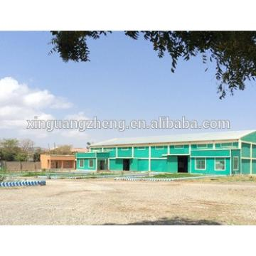 Prefabricated Steel Industrial Warehouse Building Commercial Office Units