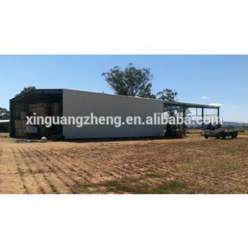 Mini Storage Steel Structure Metal Prefab Building