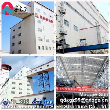 variaty of light steel structure workshop construction building