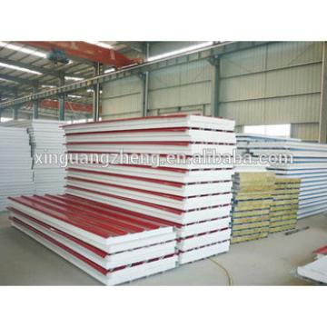 Steel Structure Building Roof Material EPS sandwich panel With Low Cost