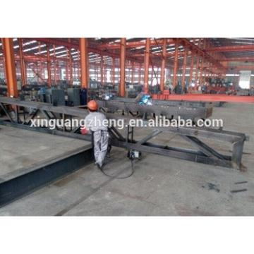 Economic and portable steel structure plant