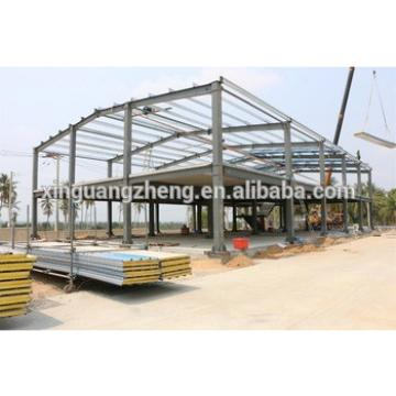 Prefab Steel Structure Buildings Cold Storage Warehouse