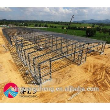 Prefabricated steel structure barn