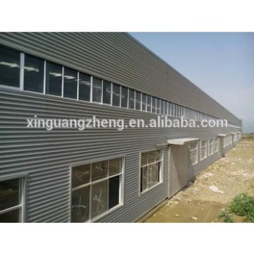 Light steel materials Prefabricated steel warehouse shed