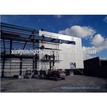 Designed steel structure warehouse/workshop construction