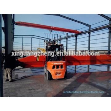 steel structure construction & real estate building