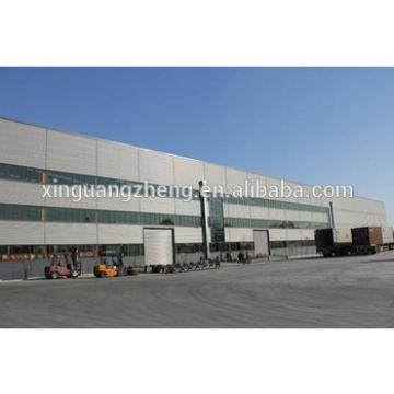 Sandwich panel material and logistics workshop use prefabricated residential houses