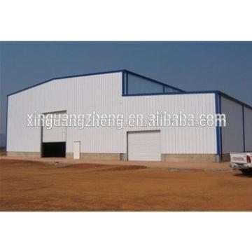 cost effective prefab light steel structure storage warehouse