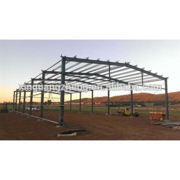 light structural steel prefabricated storage