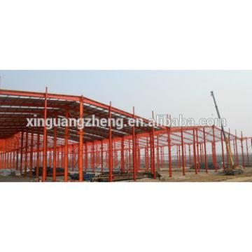 Low cost ISO standard Multi-span Industrial Warehouse Buildings
