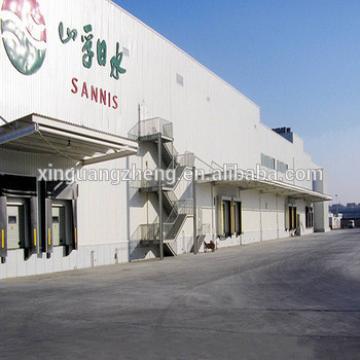 Standard Steel Portal Warehouse Buildings
