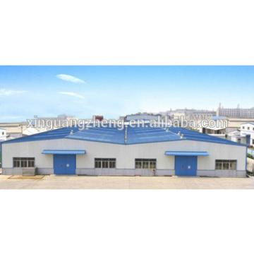 prefabricated industrial sheds steel structure frame factory