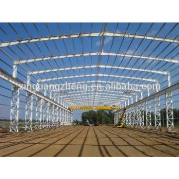 prefab steel industrial shed for fruit patio
