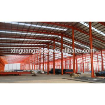 Low cost ISO standard Multi-span commerial Warehouse Buildings
