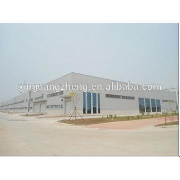 professional big span design steel logistics warehouse