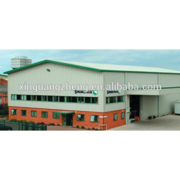 Large-span Professional steel structure factory