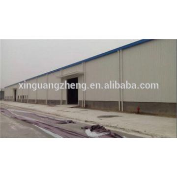 professional China steel structure cheap large span warehouse building plans