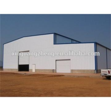 professional China prefabricated steel warehouse shed