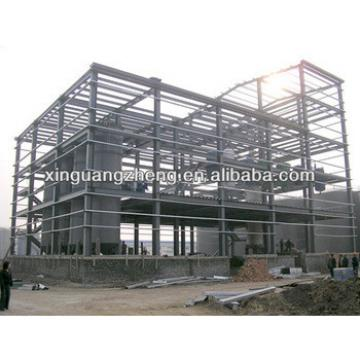 Top Quality multi-storey steel warehouse