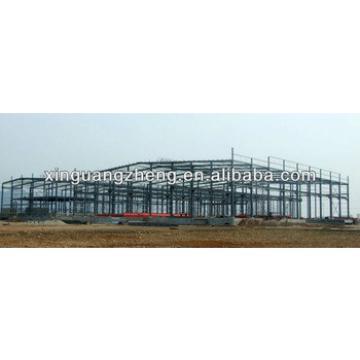 Insulated prefab steel building / warehouse / workshop / garage / storage