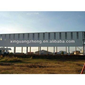 steel frame bonded warehouse