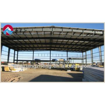 light low cost prefab steel building