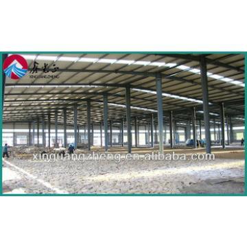 prefab steel structure warehouse storage rack