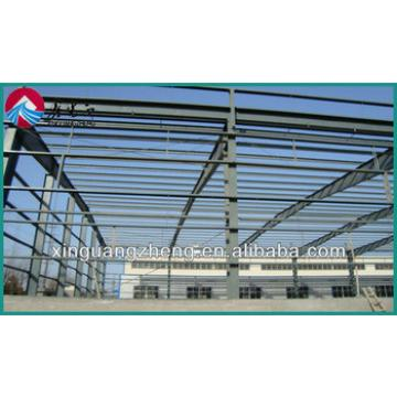 portal frame steel structure for workshop steel frame factory structure building