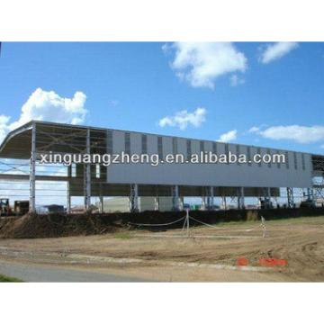 prefabricated light steel structure warehouse for sale