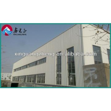Galvanized steel frame workshop