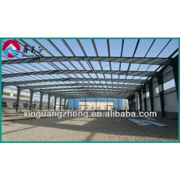wide span steel structure warehouse