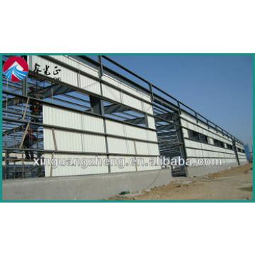 modular warehouse building light weight steel structure
